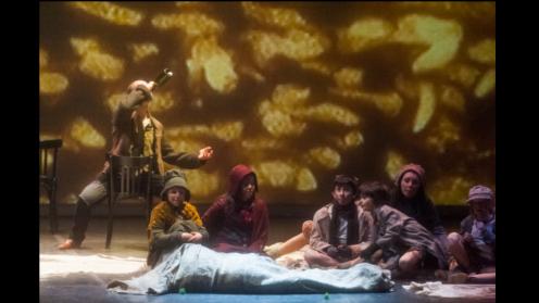 Ravenna, Teatro Dante Alighieri, 19 dicembre 2012, ore 10  Teatro per le scuole