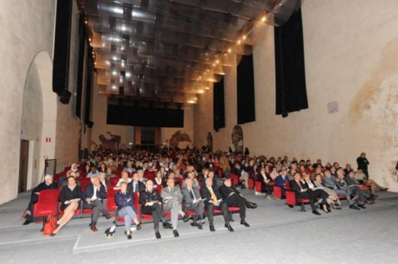 Spoleto, Teatro del Complesso Monumentale di San Nicolò, 12/09/2014, ore 20:30 [Prima assoluta]