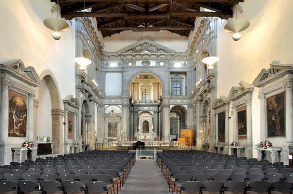 Firenze, Chiesa di Santo Stefano al Ponte, 78° Festival del Maggio Musicale Fiorentino, 13/11/2014, ore 20:30 [PRIMA ASSOLUTA]