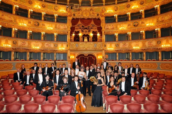 WAR SILENCE, FOR PIANO AND ORCHESTRA, LA FENICE THEATRE, VENICE, MONDAY, FEBRUARY 29, 2016, h. 8 pm