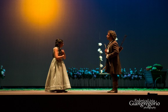 Cinderella, music by Cristian Carrara, written and directed by Maria Grazia Pani, Bari, Teatro Petruzzelli, from September 29th to October 14th, 2016