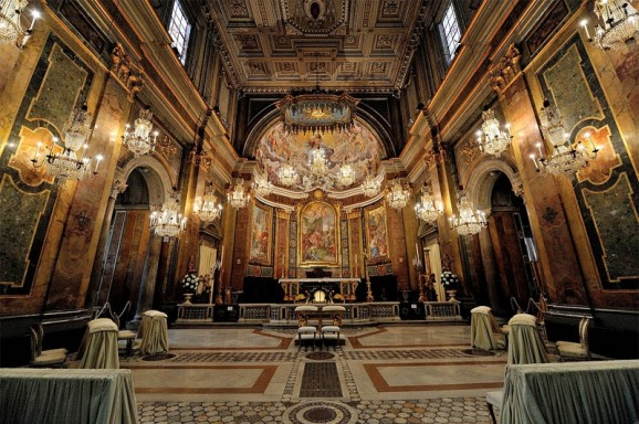 Mater, for string orchestra, SS. Giovanni and Paolo at Celio Cathedral, Rome, Tuesday, December 20th, 2016, 8:30 pm