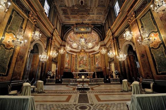 Mater, per orchestra d'archi, Basilica dei SS. Giovanni e Paolo al Celio, Roma,  Martedì 20 dicembre 2016, ore 20:30
