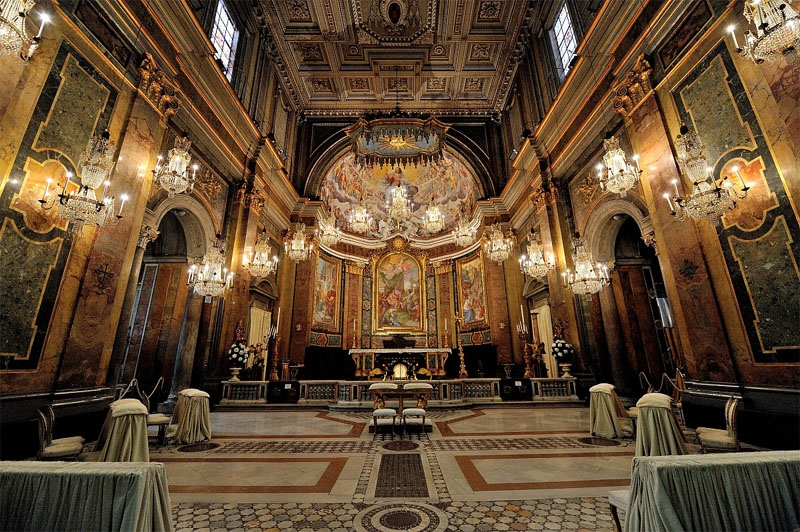 basilica-roma-mater